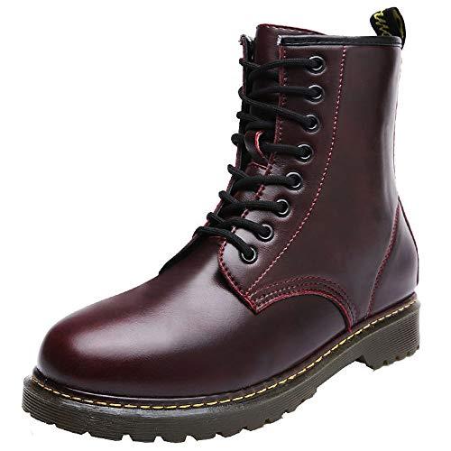 Promozione scarpe sportive,scarpe sportive uomo 2018 uomo moda il giro dito del piede scarpe pelle attività commerciale pizzo su scarpe corto stivali