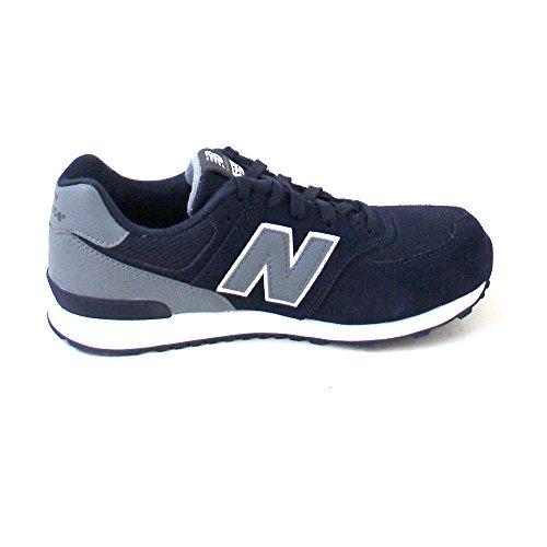 New Balance Kl574cwg M, Sneakers Basses Mixte Enfant Bleu