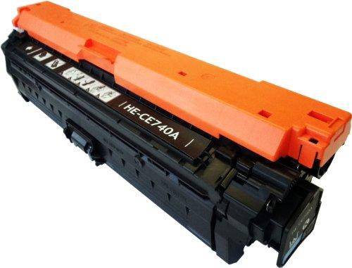 Toner Black kompatibel für HP CE740A CP5225