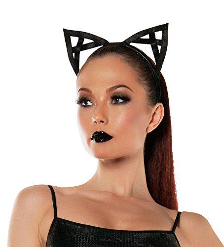 Black Entfesseln Sie Ihr inneres Kätzchen Kostüm (Kostüme Für Verkauf Billig)