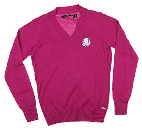 Abacus Ives Ryder Cup 2014Damen Golf Pullover (UK 10) (Celtic-polo-top)