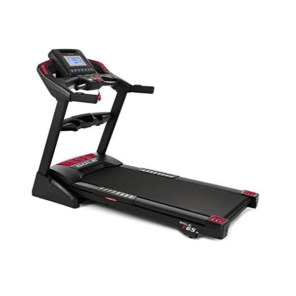 Tapis roulant Sole Fitness F65 AC Bluetooth 4.0/7.0 HP 22km/h 585x1525 1 spesavip