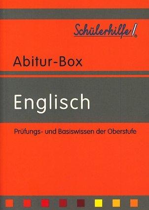 Englisch - Prfungs- und Basiswissen (Schlerhilfe Abitur-Box)
