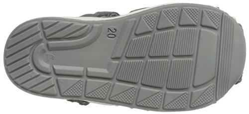 Däumling Kastor, Chaussures Marche Bébé Garçon Grau (Turino smoked pearl82)