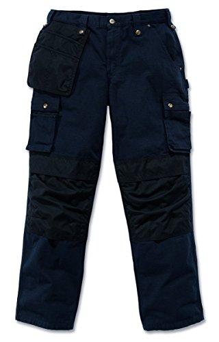 Carhartt Hose Ripstop Multipocket Handwerker 100233 Schwarz