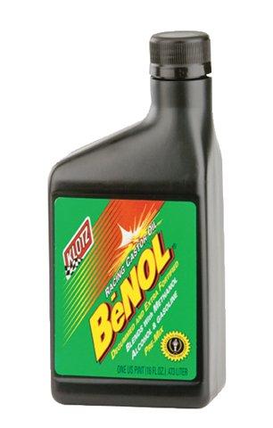 Klotz Oil Benol 2T Racing Castor Oil - 16oz. BC-175 by Klotz