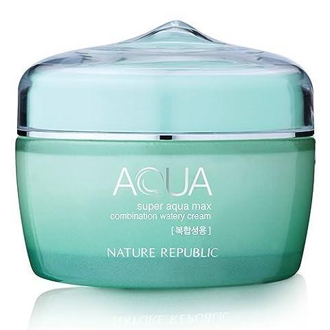 Nature Republic Super Aqua Max Combination Watery Cream 80ml by Beautyshop