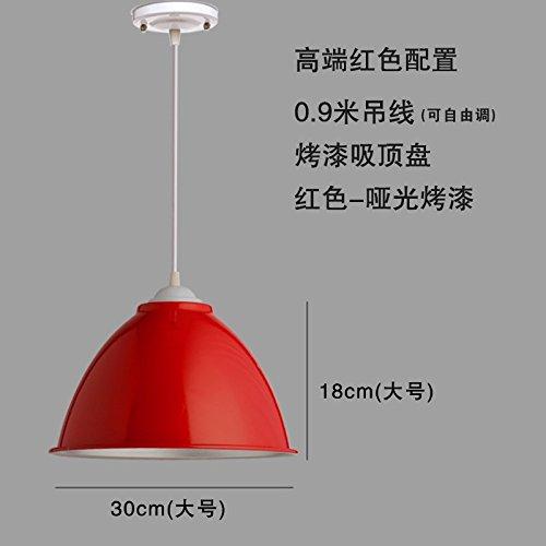 BGmdjcf Lampadario minimalista alloggiamento lampada Creative tutta