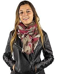 Mer's Style - Fular Estampado para Mujer
