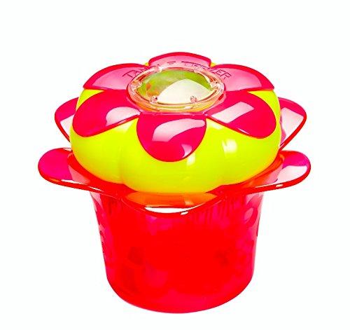 Tangle Teezer Flower Pot Pink, 1 Stück ( 6 Blütenblatt )
