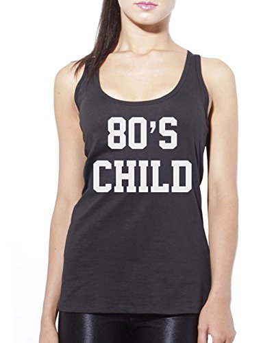 80's Child Vest Tank Top for Women