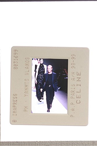 slides-photo-of-a-man-modeling-in-cln-celine-fashion-show-1999