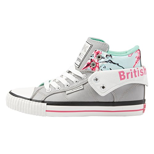 British Knights ROCO Damen Tipsy-Top-Schuh Sneaker