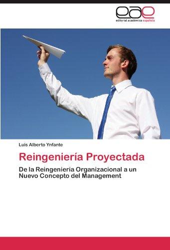 Reingeniería Proyectada por Ynfante Luis Alberto