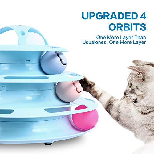 Zoom IMG-3 pecute giocattolo gatto traccia antiscivolo