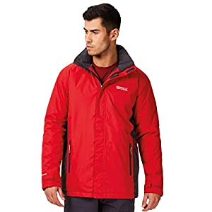 Regatta Herren Thornridge Waterproof Insulated Hooded Jacke