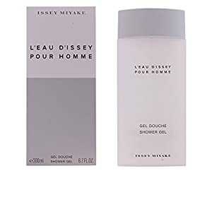 L'Eau D'Issey Pour Homme by Issey Miyake Shower Gel 200ml