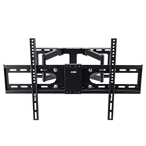 Vemount TV Support mural pivotant inclinable pour Ecran 30'' - 70'' ( 76 - 178cm ) TV Plasma LCD LED , VESA max 600 x 400 mm pour Support TV Samsung LG Sony Panasonic Sharp Aquos Sanyo Finlux TCL Smart TV écran plat