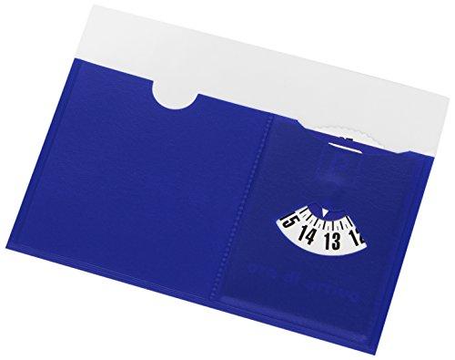 Bottari 16354 - Porta Assicurazione Con Disco Orario Per Auto In D/B