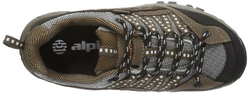 Alpina 680283, Unisex-Erwachsene Trekking- & Wanderschuhe Braun (Braun)