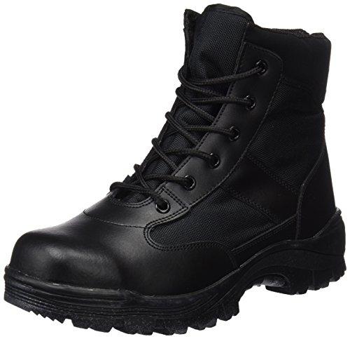 Mil-Tec Halbstiefel Security Gr.46 (Hexe Schuhe Halloween)
