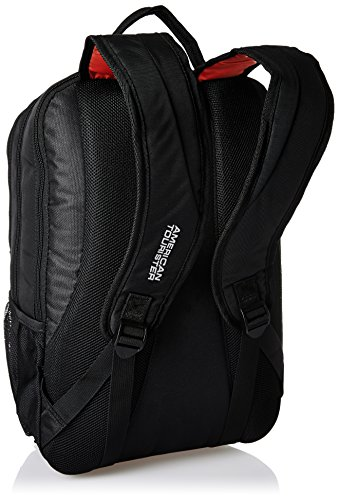 American-Tourister-Polyester-27-Ltrs-Black-Laptop-Backpack-AMT-BOP2017-LAPTOP-BKPK4-BLACK