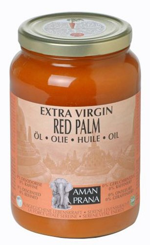 Aman Prana Bio Rotes Palml (1 x 1600 ml)