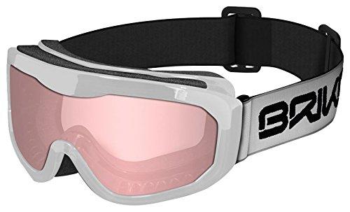 Briko Ski Wasser Mascara, Unisex Erwachsene Einheitsgröße Weiß Pink Blau