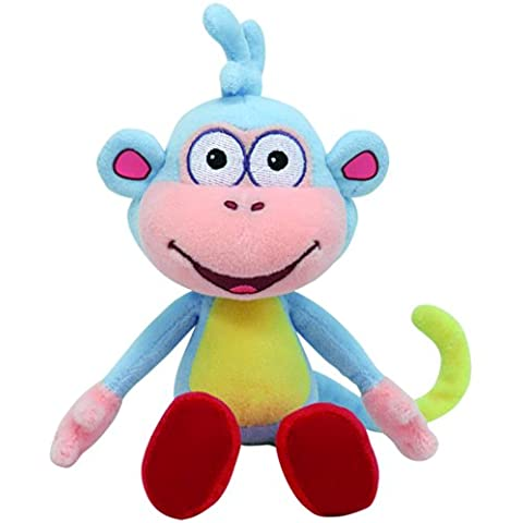 Ty - Mono de peluche Dora the Explorer