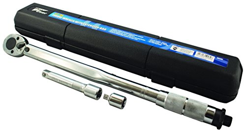 Pro usuario wr302llave dinamométrica barra extensión