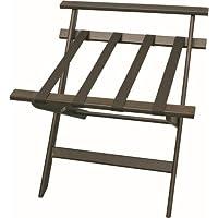 WAS 1631001 - Soporte para maletas (madera, 52 x 60 x 59 cm)