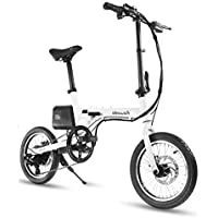 181b6278dd9 Electric Bikes Electric bicycle folding electric car 12 inch wheel long  cruising range electric vehicle (