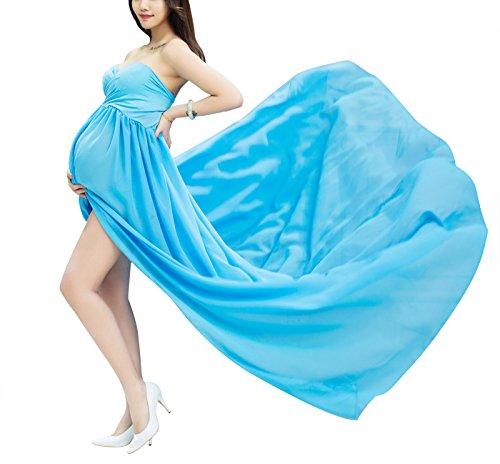 154aaa5a2 Feoya Accesorios de Fotografía Embarazo Ropa de Maternidad Maxi ...