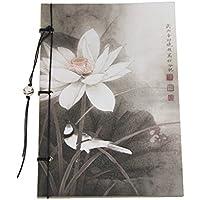 Georgie - Cuaderno de dibujo, papel de dibujo, cuaderno blanco, elegante, para estudiantes., color 1#