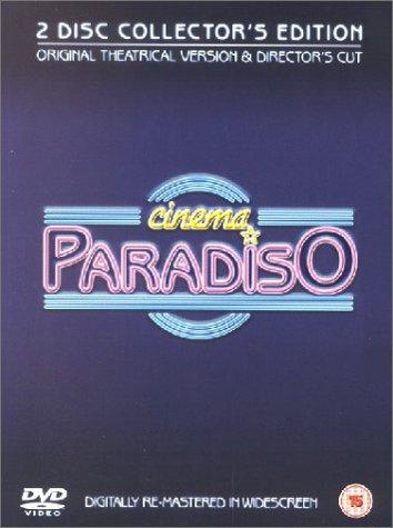 Bild von Cinema Paradiso [2 DVDs] [UK Import]