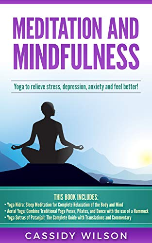 Meditation and Mindfulness: Yoga to Relieve stress ...