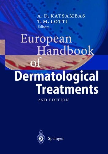 European Handbook of Dermatological Treatments (2003-07-14)