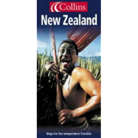 New Zealand (Independent Travel Map)