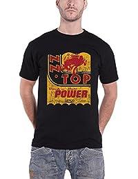 ZZ Top-Camiseta para hombre, diseño de Rock N Roll-band logo all sizes oficial