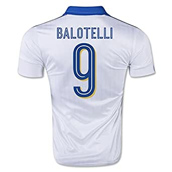 Italy EURO 2016 Away S/S Replica Football Shirt – size L