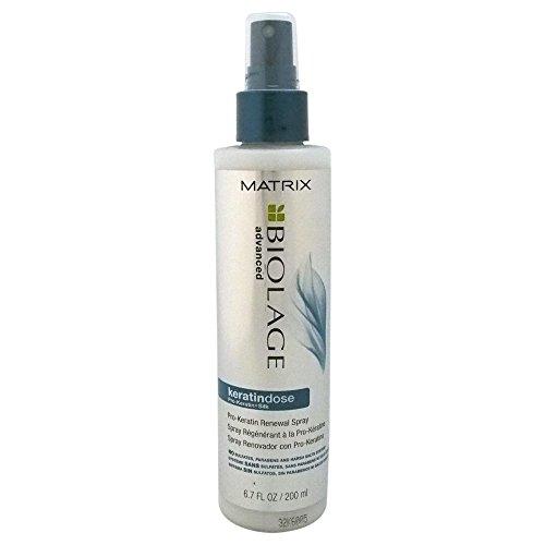 Matrix Biolage Keratindose pro - keratin renewal Spray - Damen, 1er Pack (1 x 200 ml)