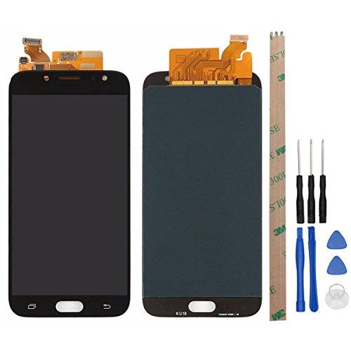 HYYT Samsung Galaxy J7Pro 2017j730g j730j730F DSM Replacement-Repuesto para Pantalla Táctil LCD de Pantalla LCD con Completo Herramientas