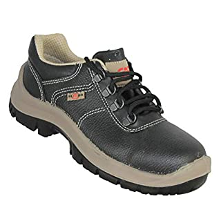 Almar Hypnos S1P SRC Safety Shoes Bauschuhe Flat Black B-Stock, Size:41 EU