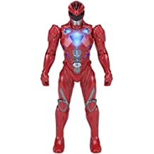 Power Rangers Movie - Figura Morphin, color rojo (Bandai 42651)
