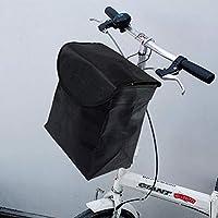 Cesta De Bicicleta Canvas - Cesta De Bicicleta Delantera - Manillares De Bicicleta Accesorios De Ciclismo