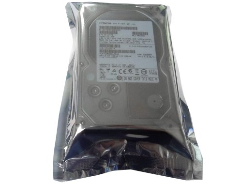 Hitachi Ultrastar (0F12470) 2TB 64MB Cache 7200rpm SATA III (6.0gb/S) Enterprise 8,9cm Festplatte (für PC, Mac, CCTV, DVR, RAID, NAS) (Zertifiziert aufgearbeitet) Cctv-dvr-software