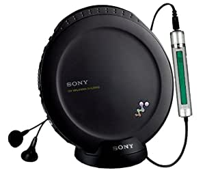 Sony D-EJ2000 Black CD Walkman