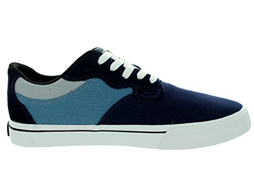 Supra Axle, Baskets mode homme Slate Blue-Navy-White