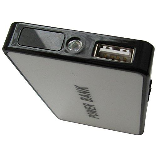 32GB 1920x1080P HD tragbare mini Spionage-Kamera DVR getarnt in Power-Bank mit Bewegungserkennung. versteckte getarnte Kamera-Linse. Perfekte Spy-Camera, diskrete Überwachung