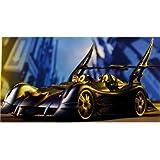 Mattel - Batman B4944-0 - Comic Batmobil